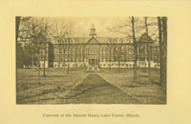 The Academy of the Sacred Heart moves to Lake Forest