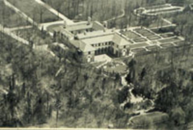 Villa Turicum built