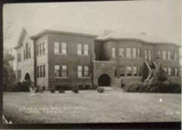West School renamed John J. Halsey School