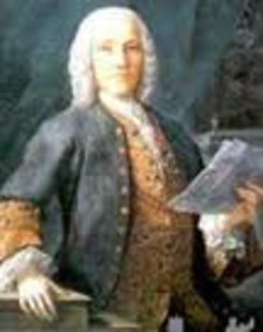 Vivaldi was born.
