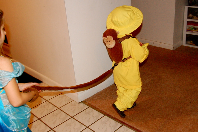 3rd Halloween - The Man In The Yellow Hat