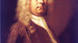 Georg Friederich Händel timeline