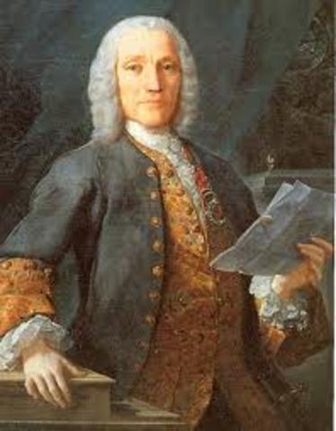 Domenico Scarlatti arrived to Lisbon