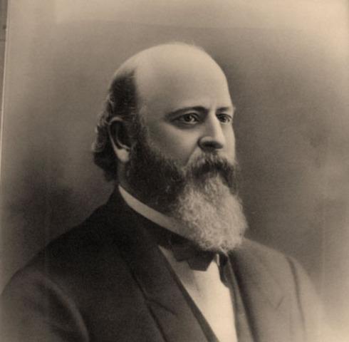 William Sage Johnston Jr. becomes mayor of Lake Forest