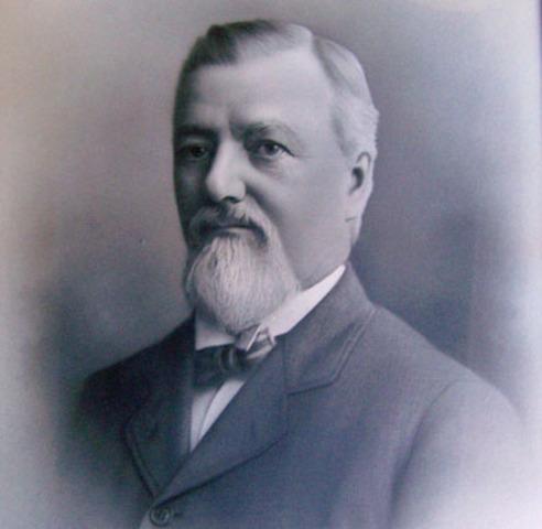 Joseph B. Durand becomes mayor
