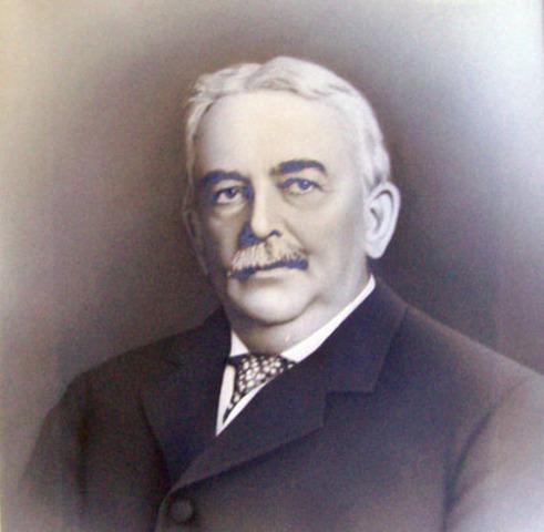 Edward F. Gorton becomes mayor