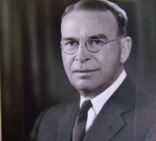 Walter Paul McBride becomes mayor