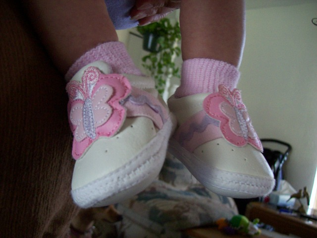 1st Pair of Shoes