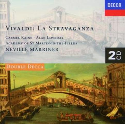 He made his famous work :  La Stravaganza