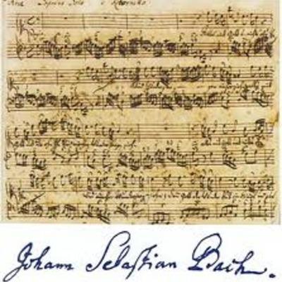 J.S.Bach timeline