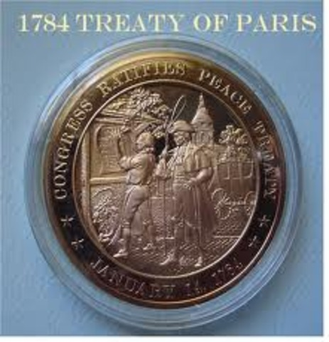 Victory - Treaty of Paris