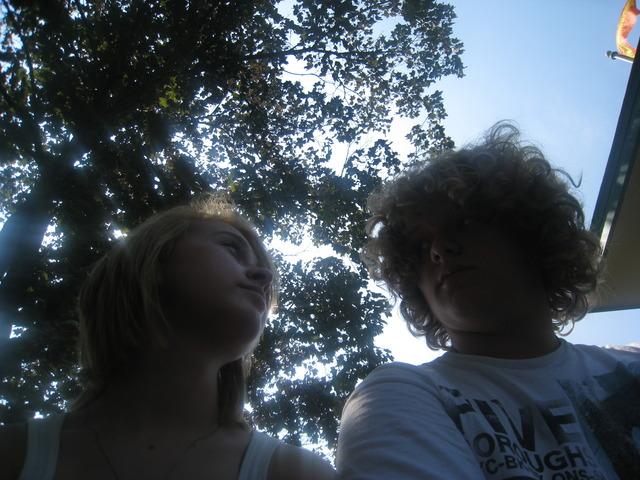Hace un año y un nes que conocí Zach.