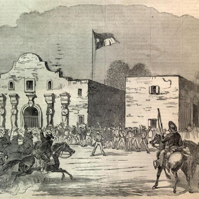 Timeline of the Texas Revolution by Carson