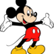 344px mickey mouse