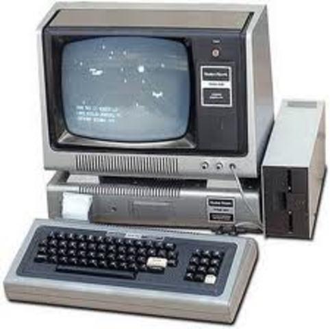 nacimiento de las computadoras