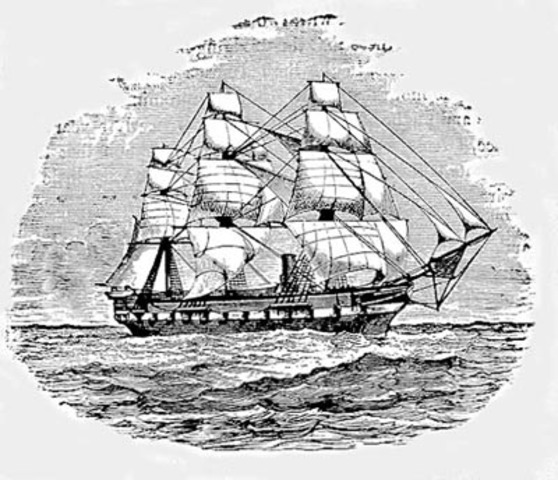 The HMS Challenger