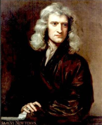 Sir Isaac Newton's Theory