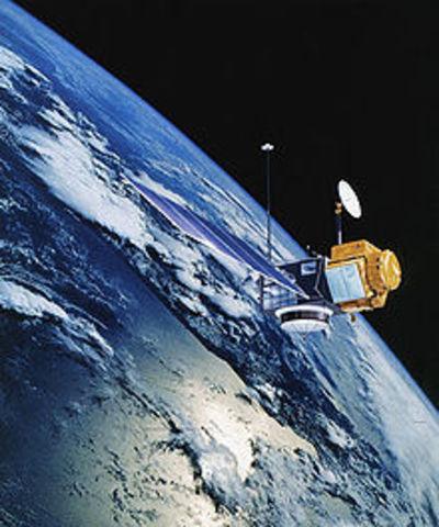 TOPEX/ POSEIDAN Launch
