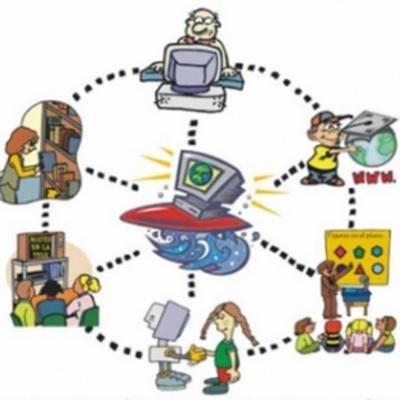 Tecnología Educativa y mi vida timeline