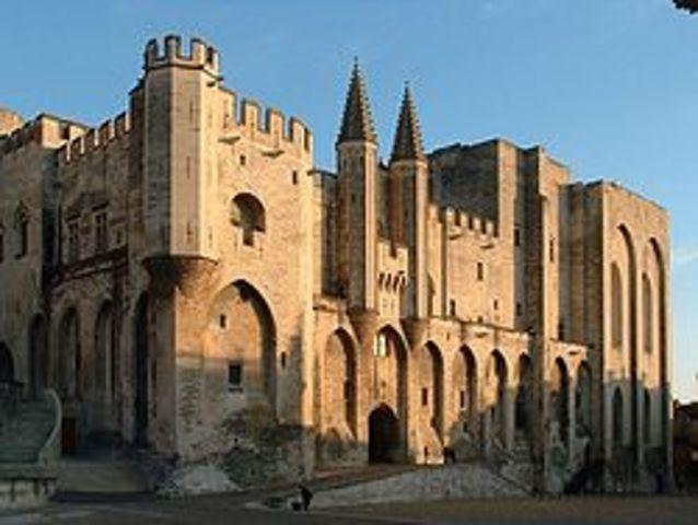 Avignon Papacy Splits the Church