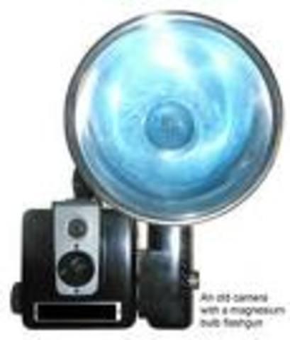6th Camera - Flash bulb