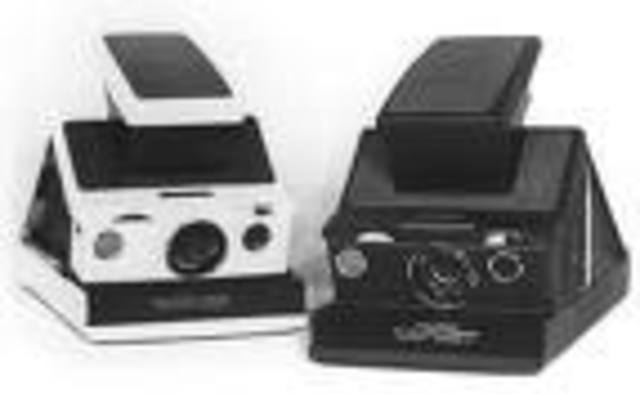 8th camera - SX-70