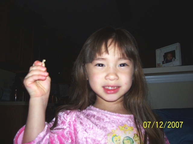 Lost my 1st tooth