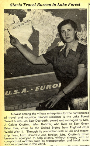 In 1953...