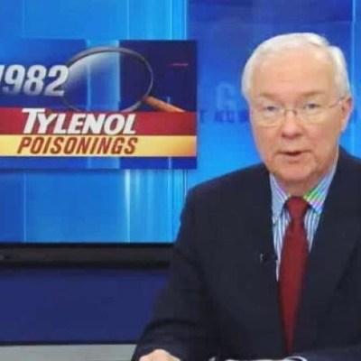 Historia de Tylenol timeline