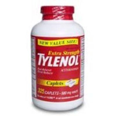 Tylenol timeline