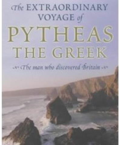 350-300 B.C. Pytheas