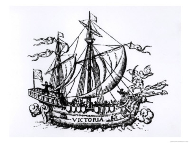 Ferdinand Magellan- The First Voyage Around the World