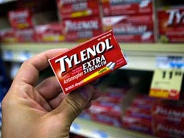 Tylenol lidera el mercado