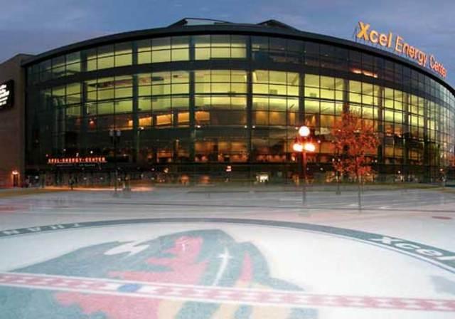 Excel Energy Center St. Paul MN