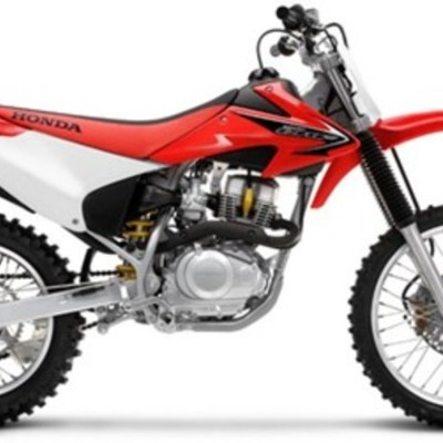 History of Dirtbikes timeline
