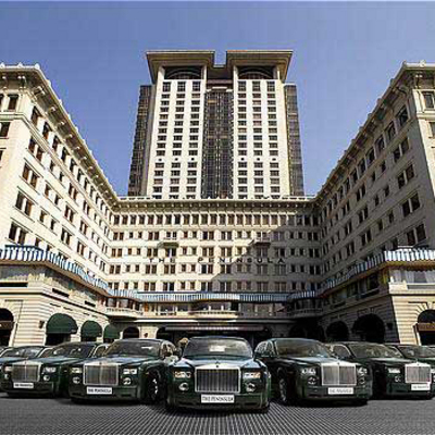 Peninsula Hotel Hong Kong - a brief historical overview timeline
