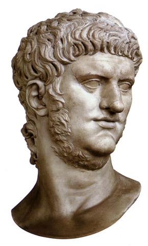 L'empereur Néron et les émeraudes