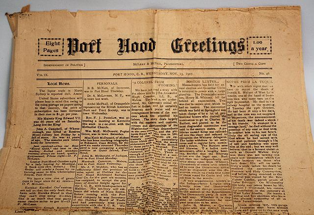 History of British Newspapers