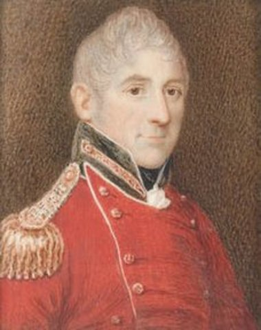 "Lachlan Macquarie approved the name change of New Holland to ""Australia"""