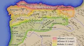 La Evolución del Reino Astur-Leonés (Siglos VIII-XI) timeline