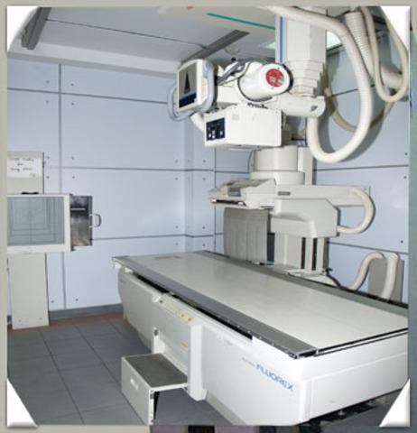 Les machine a rayon-x sont dangereux?