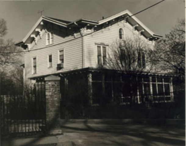 Rossiter home built