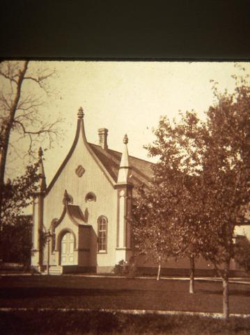 First Presbyterian Church building built