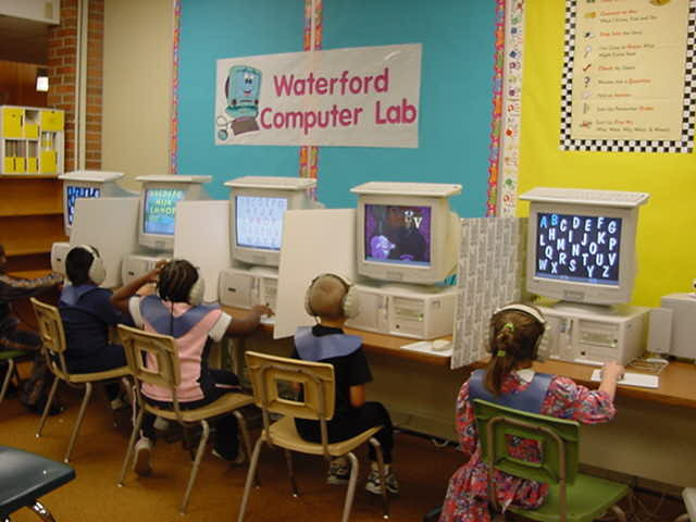 ILS: integrated learning systems take off in schools