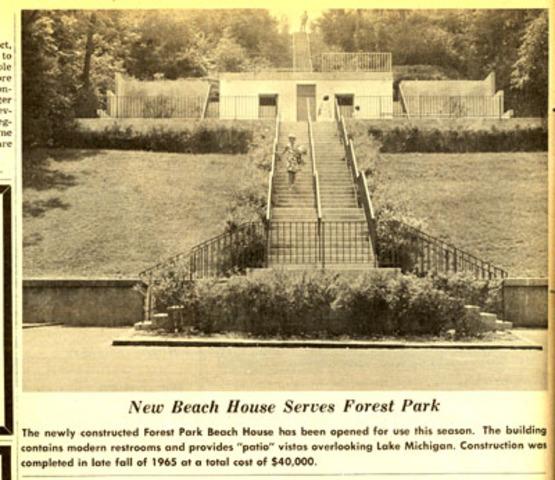 Forest Park Beach House opens