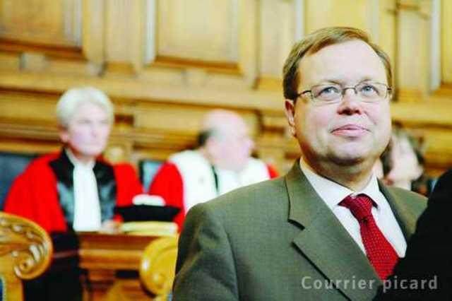Ouart, l'ex maire de Pendé (80), entendu dans l'affaire Bettencourt