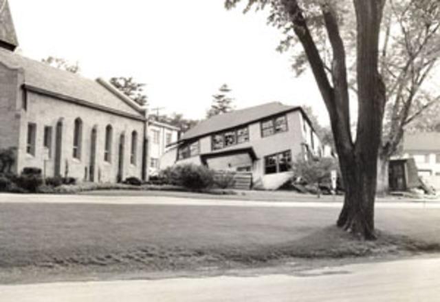 Bell School torn down