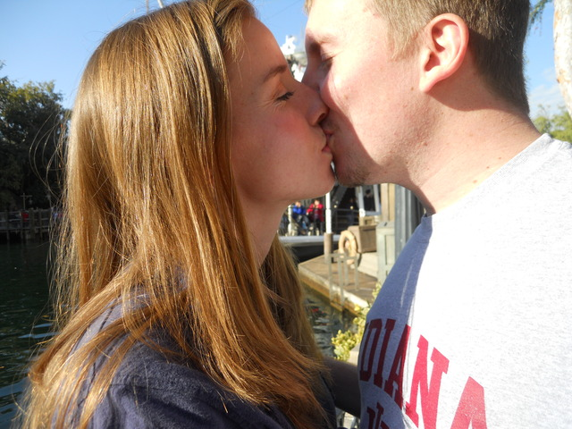A kiss that speaks volumes is seldom a first edition.