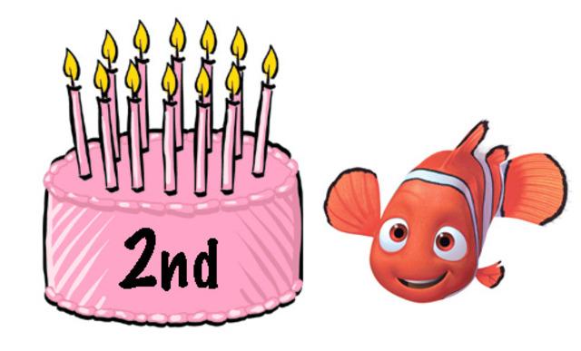 2nd Birthday