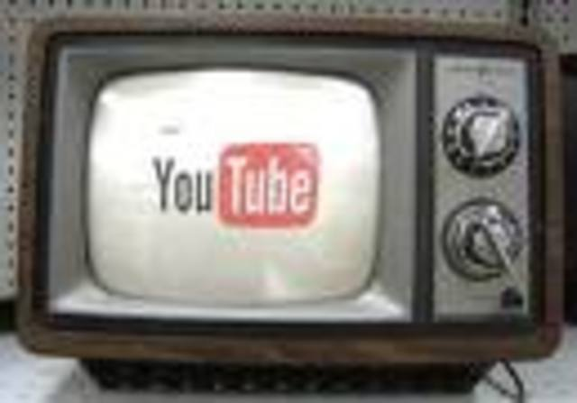 youtube first created